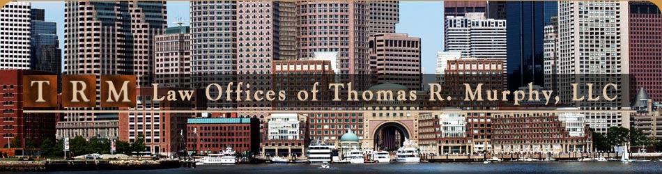 Salem-Boston MA Personal Injury, Aviation Lawyer, Civil Litigation l Law Offices of Thomas R. Murphy, LLC